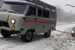 Новороссийск накрыла непогода (ВИДЕО)
