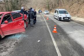 Под Геленджиком в жестком ДТП погиб водитель