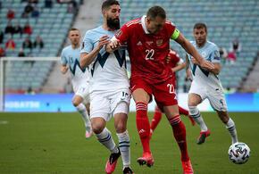 Сборная России в Сочи обыграла Словению