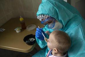 Среди 124 заболевших коронавирусом на Кубани – девятимесячный малыш