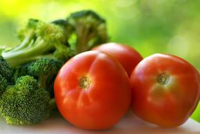 В Краснодаре сожгли почти тонну овощей