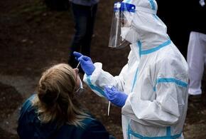 В Краснодарском крае COVID-19 заболели еще 125 человек