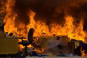 В пожаре погибла 86-летняя жительница Краснодара