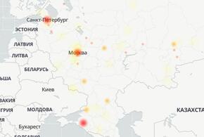 В России произошли сбои в работе сервисов «Яндекс»