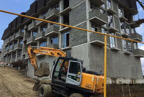 В Сочи перестанут строить многоквартирные дома