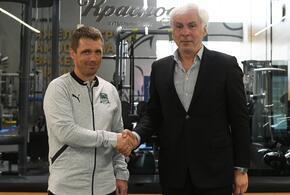 ФК «Краснодар» объявил имя нового главного тренера