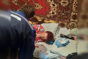 На Кубани окровавленная пенсионерка оказалась заперта в собственном доме