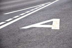 На трех улицах Краснодара появится выделенные полосы