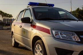 В Краснодаре автомобиль Росгвардии попал в лобовое ДТП
