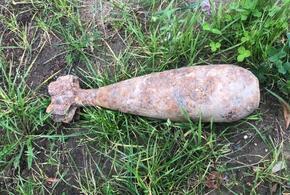 В Краснодаре обнаружили боеприпас времен войны