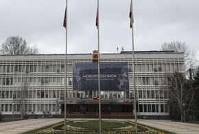 В Краснодарском крае передумали вешать гигантский телевизор на фасад мэрии