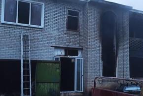 В Краснодарском крае в пожаре погиб еще один человек