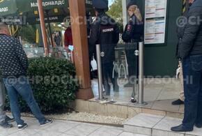 В Сочи у популярного кафе нашли труп мужчины