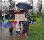 В Белореченске прошел массовый митинг против мусорного полигона ВИДЕО